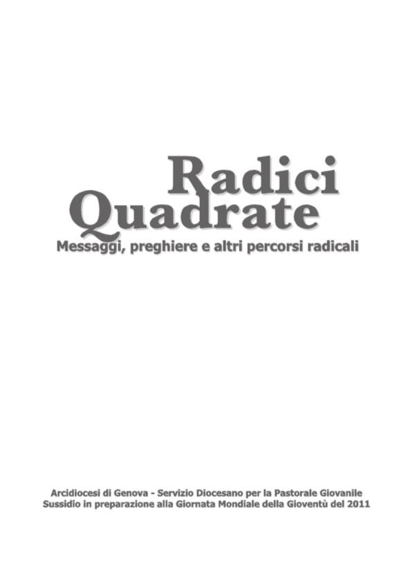 RadiciQuadrate 2011