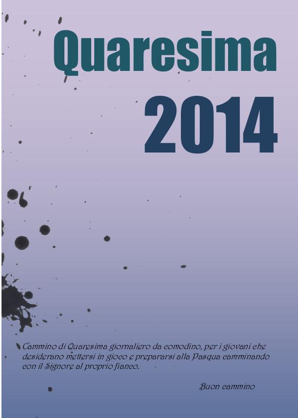 SussidioQuaresima2014