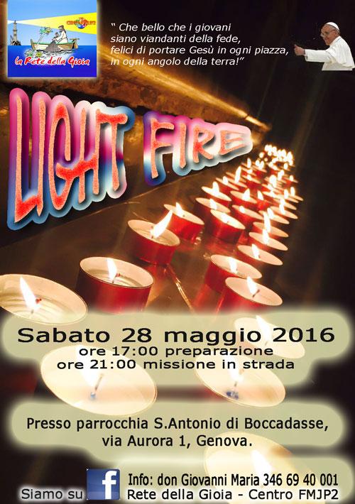 LightFire RDG 28mag16