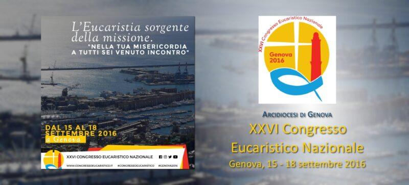 congresso eucaristico Ge 2016
